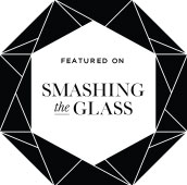 Image result for featured on smashing the glass logo